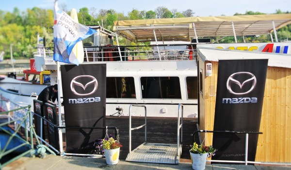 company events on the boat